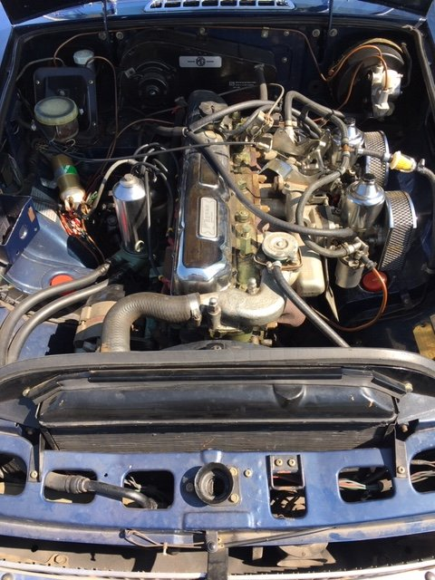 1971 University Motors MGC Roadster For Sale (picture 5 of 6)