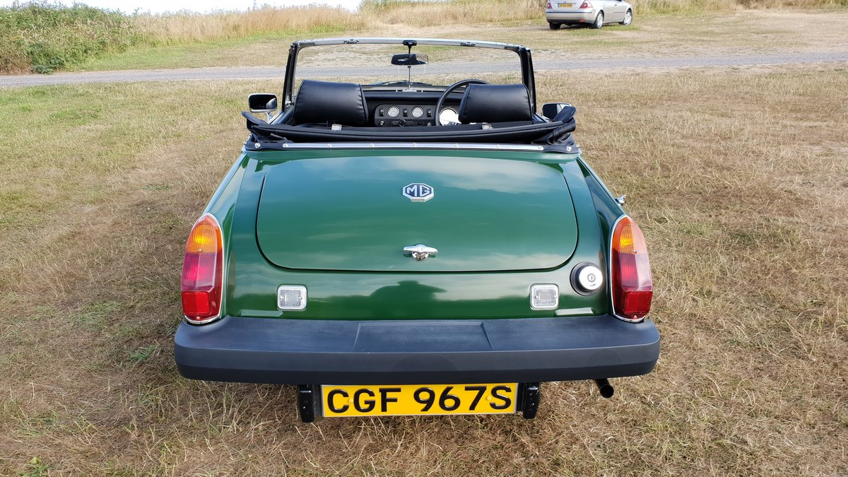 1978 Restored MG Midget 1500 For Sale (picture 2 of 6)