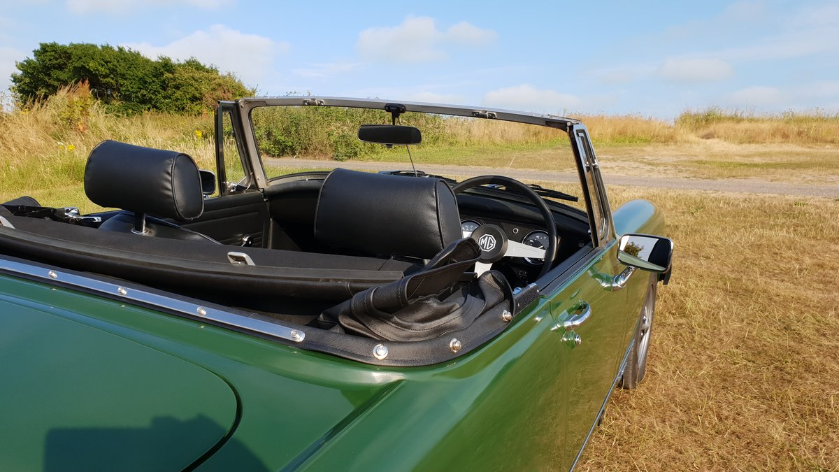1978 Restored MG Midget 1500 For Sale (picture 3 of 6)