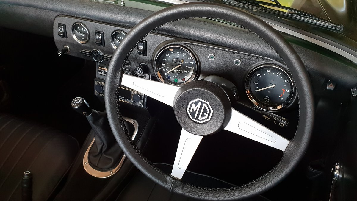 1978 Restored MG Midget 1500 For Sale (picture 4 of 6)