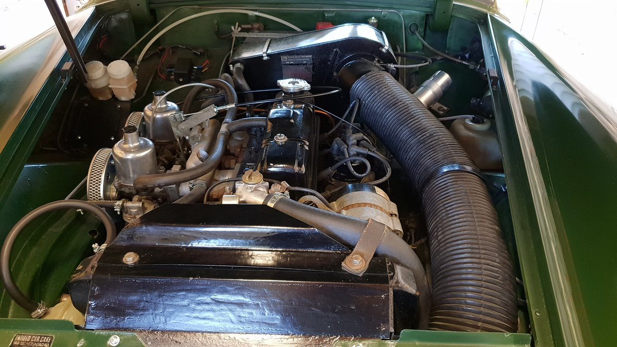 1978 Restored MG Midget 1500 For Sale (picture 5 of 6)