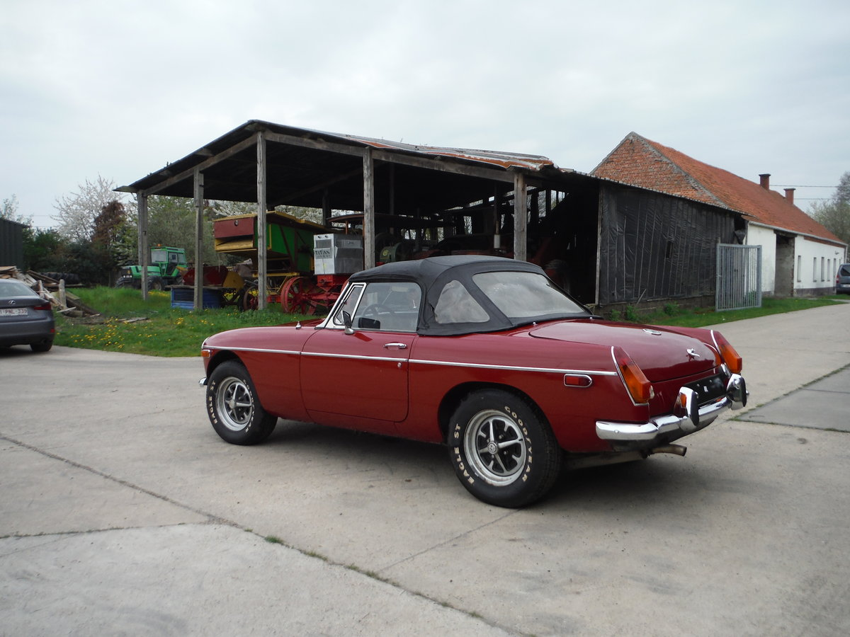 1979 Nice MGB, original paint, no rust For Sale (picture 5 of 6)
