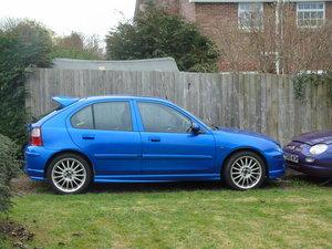 MG ZR 2004 1.8 Petrol 5 Door Hatcback