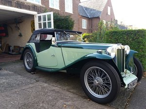 1946 MG TC  For Sale