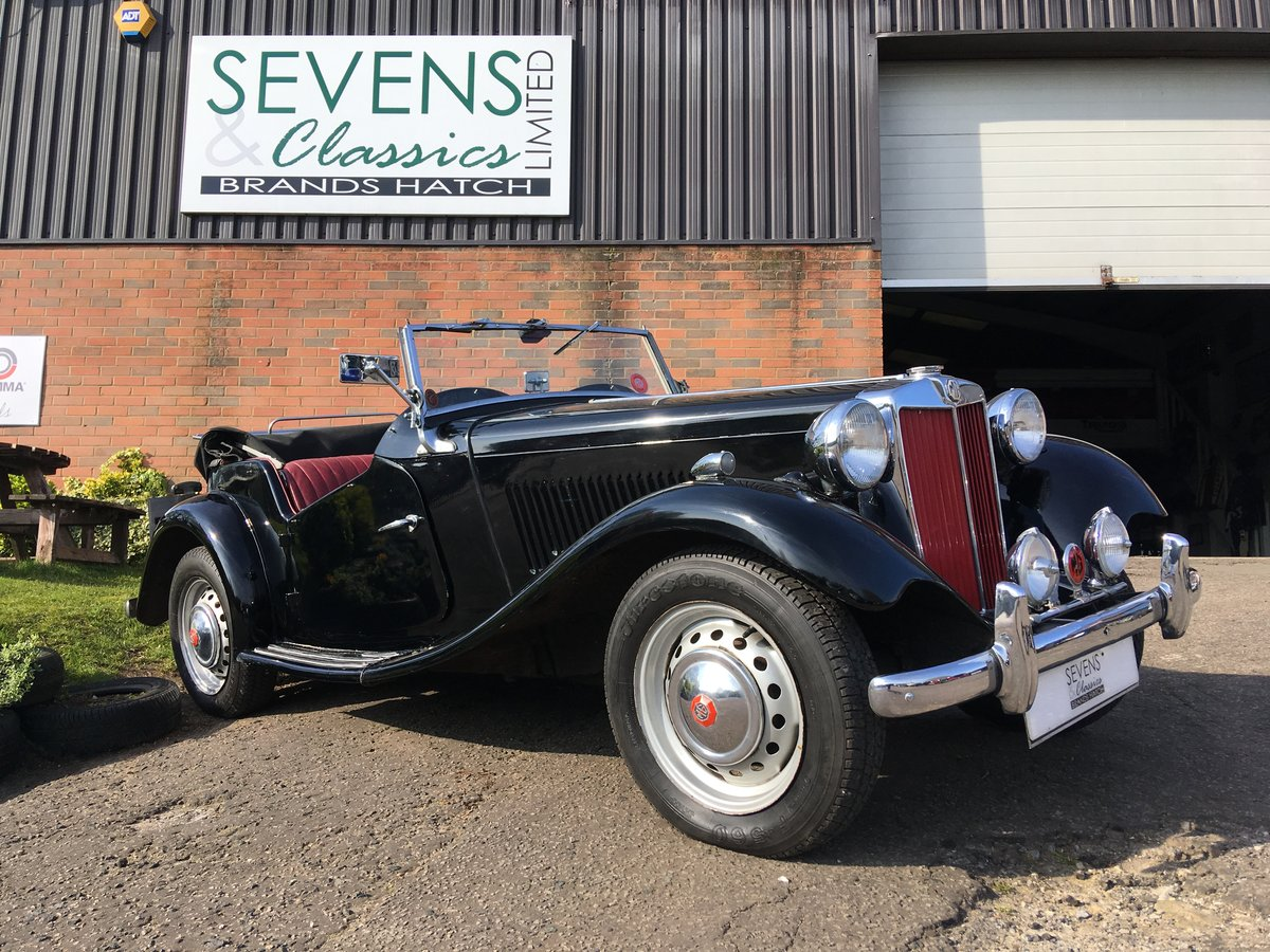 MG TD/TF 1953  For Sale (picture 1 of 6)