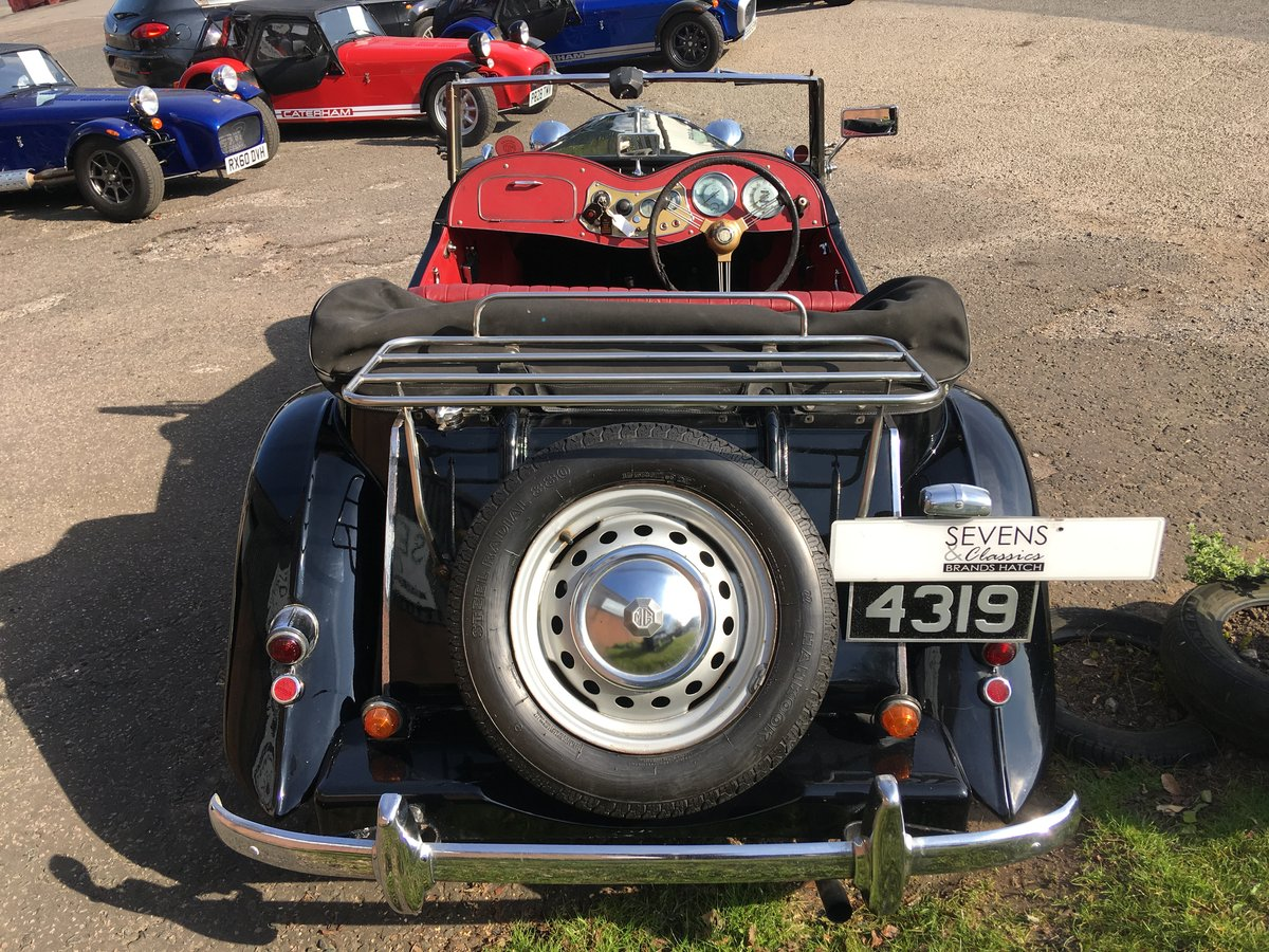 MG TD/TF 1953  For Sale (picture 4 of 6)