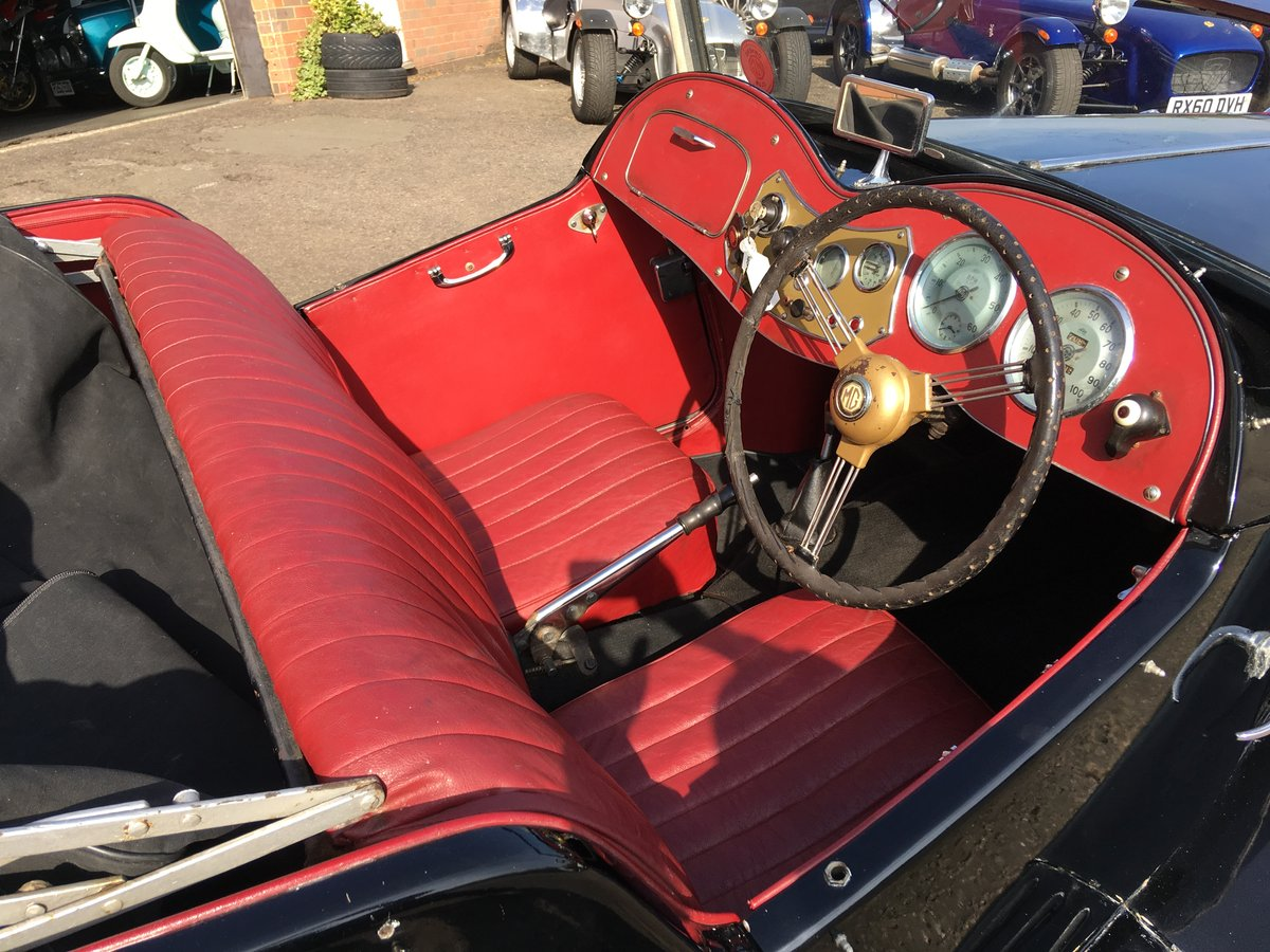 MG TD/TF 1953  For Sale (picture 5 of 6)