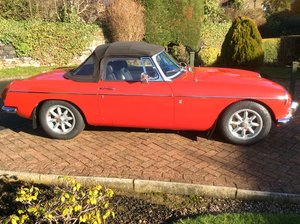 1971 MGB roadster  For Sale