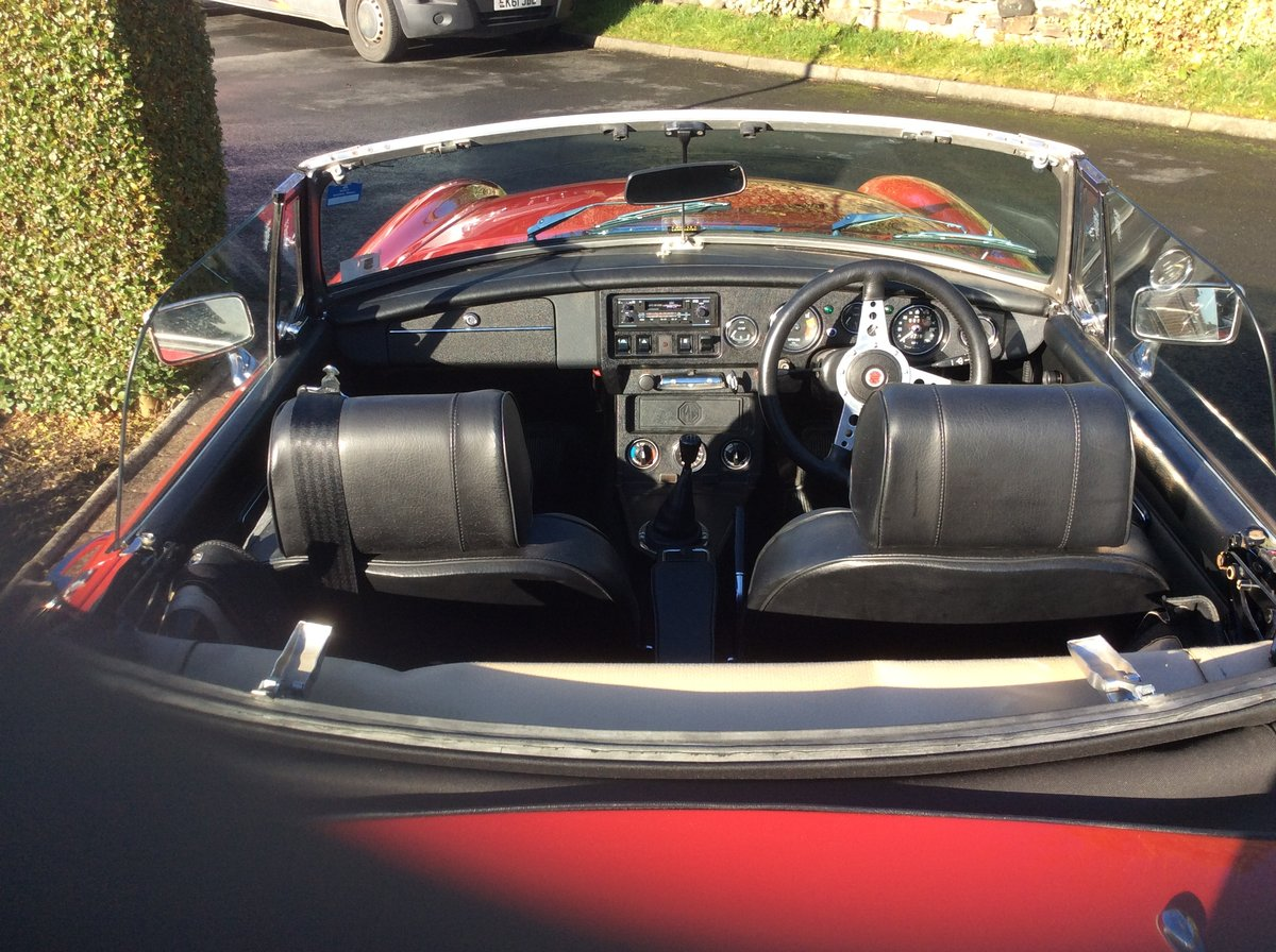 1971 MGB roadster  For Sale (picture 4 of 6)