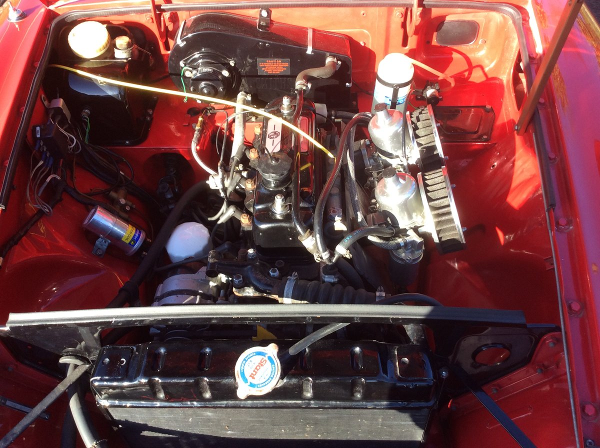 1971 MGB roadster  For Sale (picture 5 of 6)