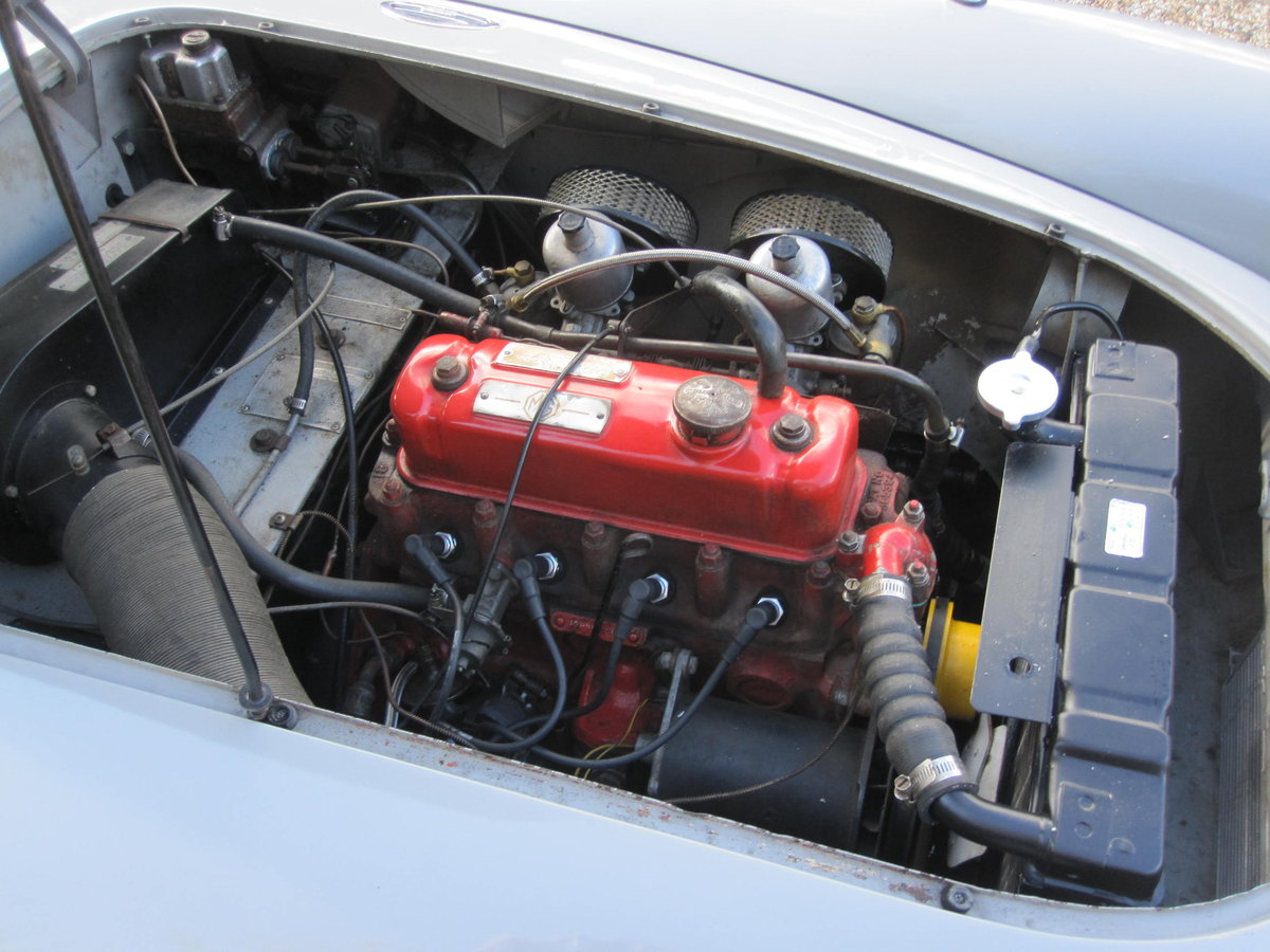 1959 MGA Roadster LHD-1800cc engine - SALE PENDING SOLD (picture 6 of 6)