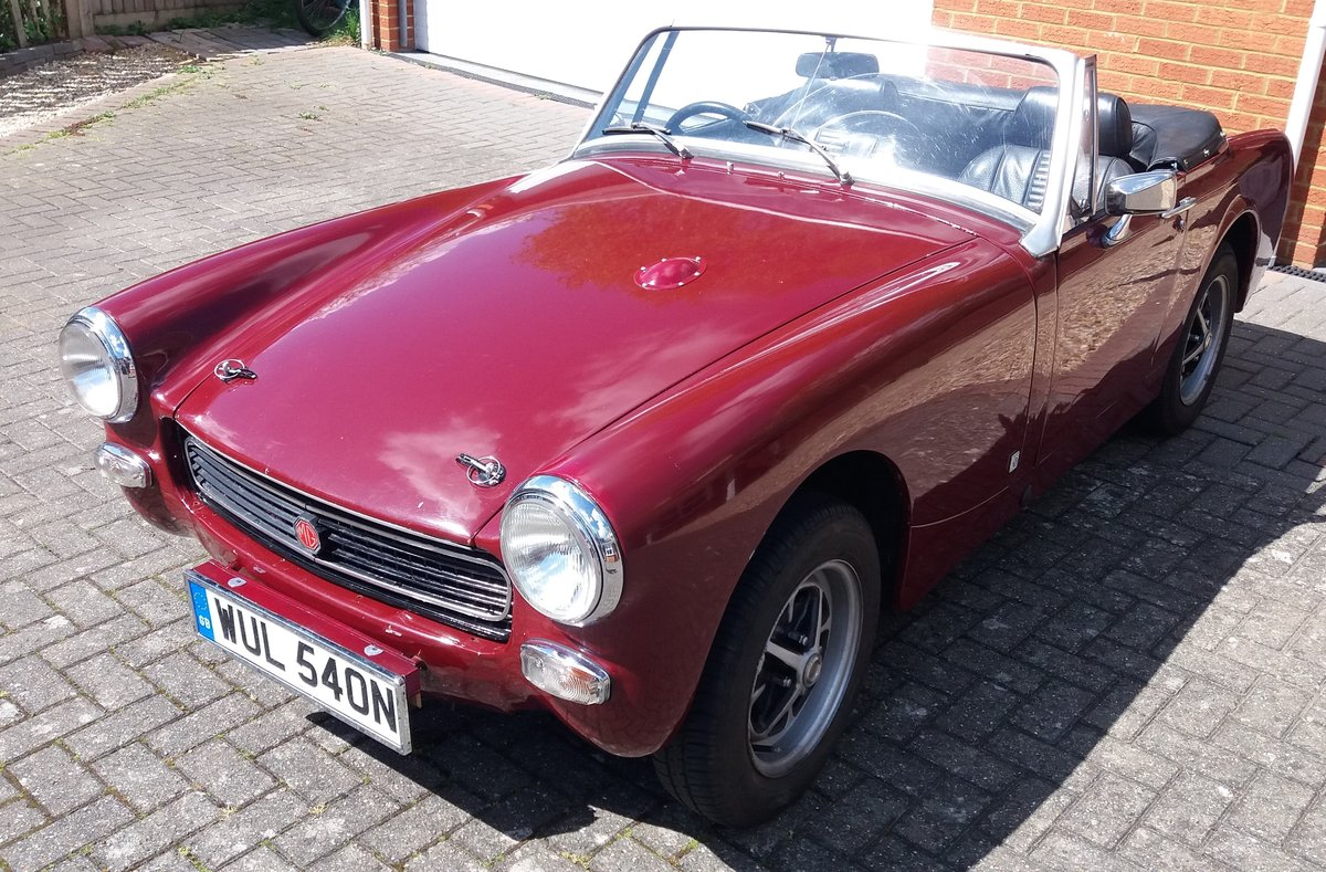 1974 RWA MG Midget For Sale (picture 2 of 6)