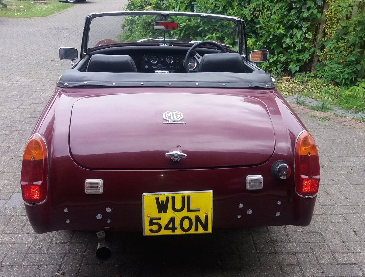1974 RWA MG Midget For Sale (picture 3 of 6)