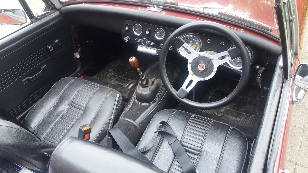 1974 RWA MG Midget For Sale (picture 4 of 6)