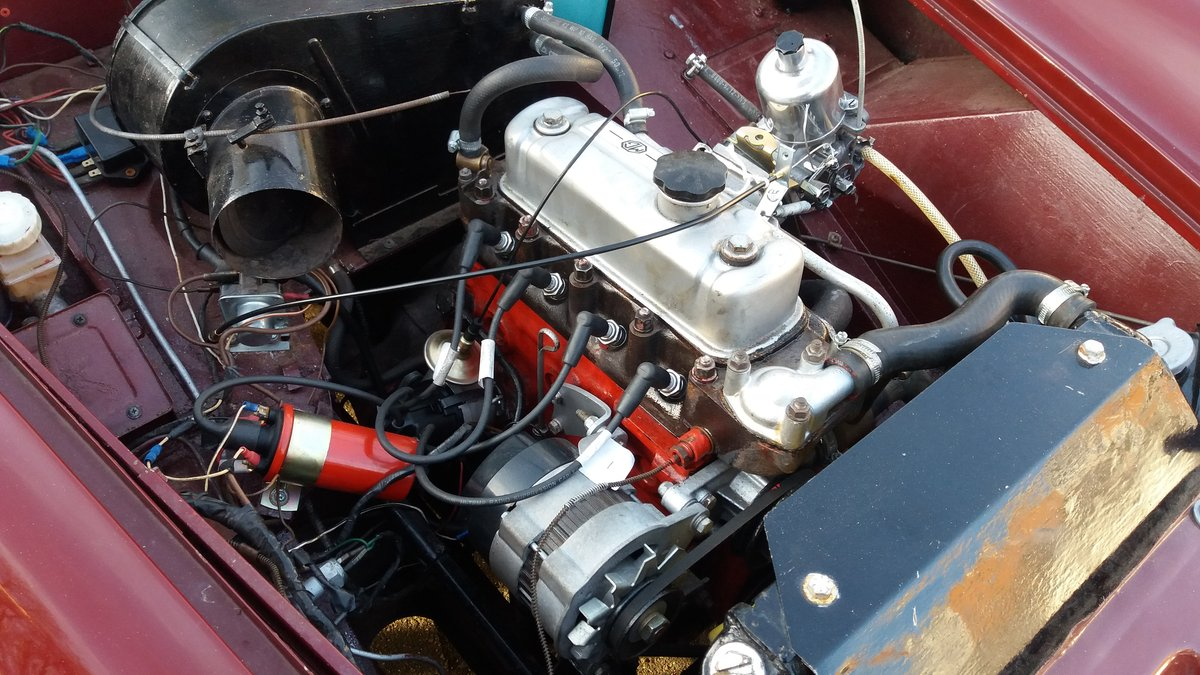 1974 RWA MG Midget For Sale (picture 5 of 6)