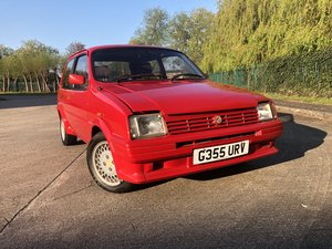 1989 MG Metro Turbo 1.3 *ebay auction
