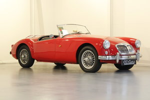 1956 MG A 1.5 Roadster For Sale