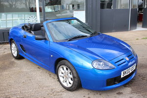 MG 2002 TF 115,ONLY 18000 MILES,NEW HEADGASKET,BELT & PUMP