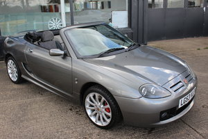 2003 MG TF 135,HARDTOP,GLASS WINDOW,ONLY 37000 MILES