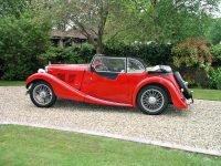 1939 Wanted MG VA Tourer or Tickford