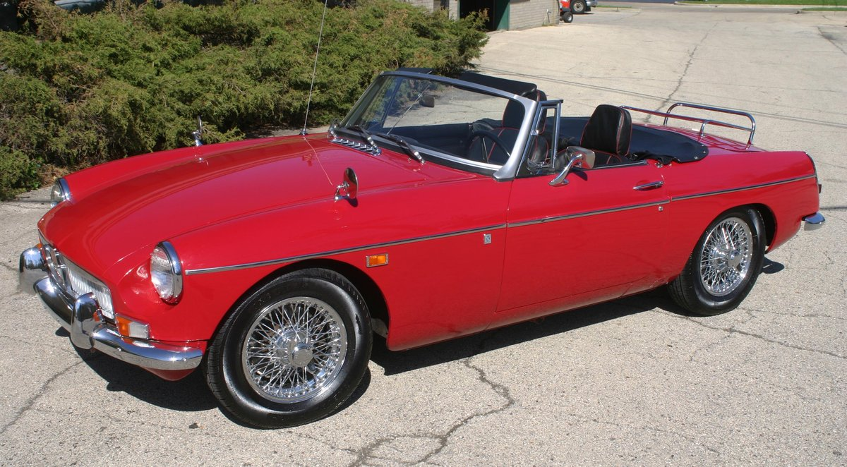 1969 MGB roadster For Sale (picture 1 of 6)