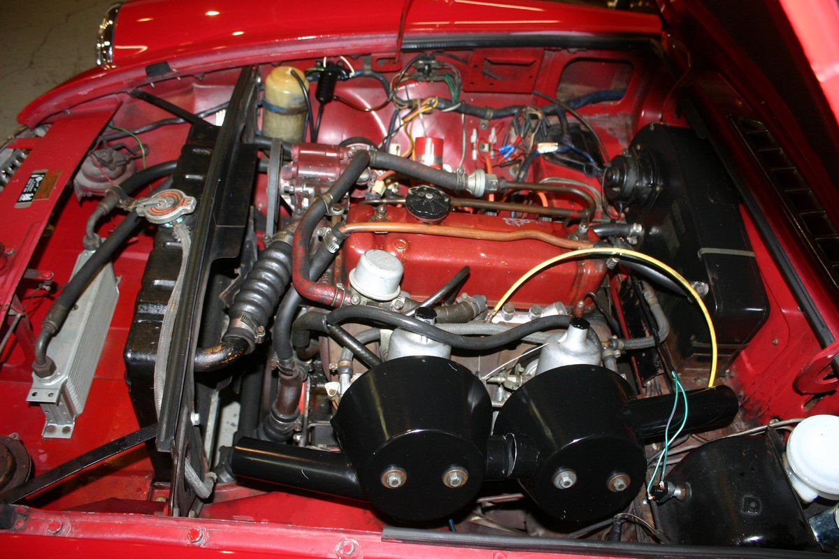 1969 MGB roadster For Sale (picture 6 of 6)