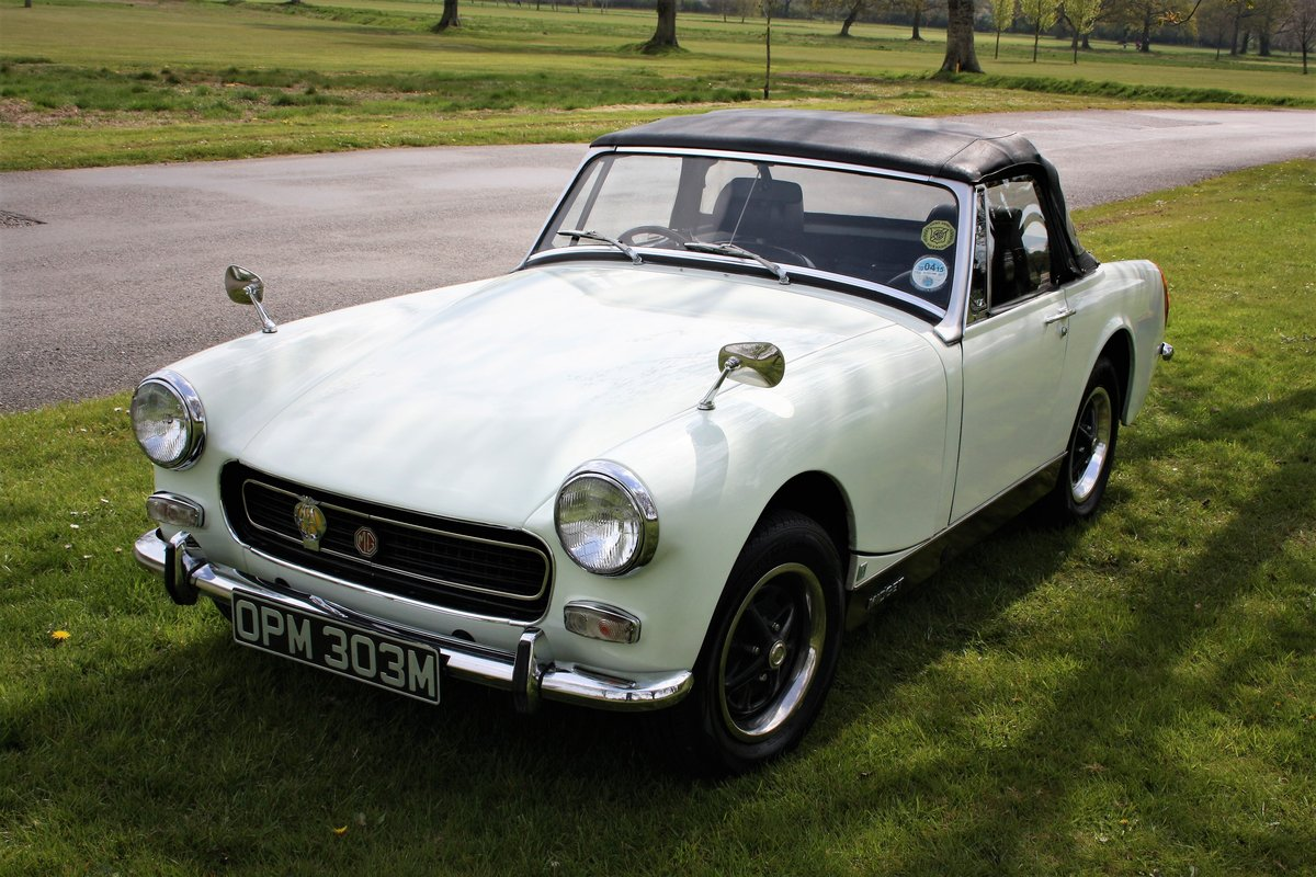 1973 Mg Midget 1275 RWA For Sale (picture 1 of 6)