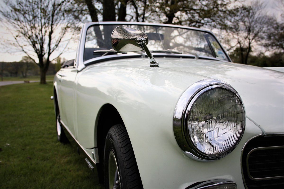 1973 Mg Midget 1275 RWA For Sale (picture 3 of 6)