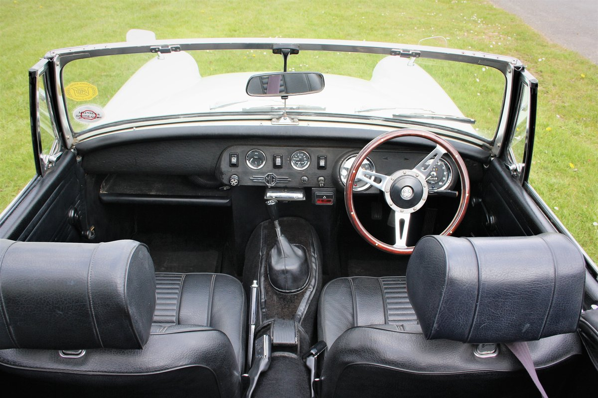 1973 Mg Midget 1275 RWA For Sale (picture 4 of 6)