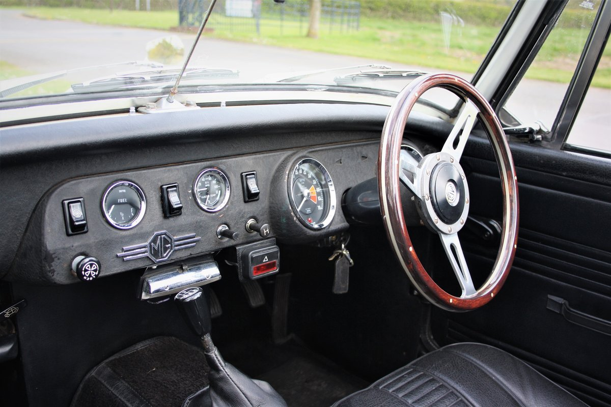 1973 Mg Midget 1275 RWA For Sale (picture 5 of 6)