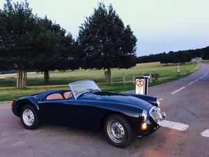 1958 Ground-up restored MGA Roadster w/ 1800 & 5-speed For Sale