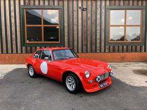 1975 MGB GT V8 Sebring. Fantastic specification For Sale