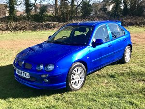 2004 MG ZR+ TD 21000 Miles! For Sale
