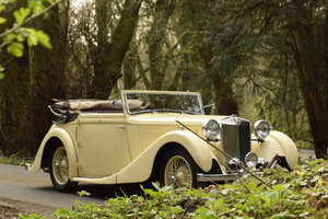 Picture of 1939 MG VA Tickford DHC SOLD