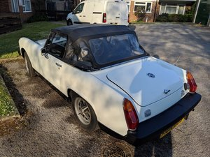 1977 Midget Tax and MOT Free For Sale