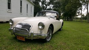 1958 Timewarp MGA Roadster For Sale