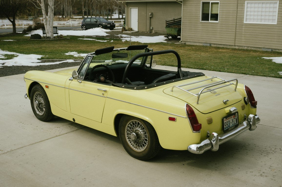 1969 MG Midget NO RESERVE For Sale by Auction (picture 3 of 6)