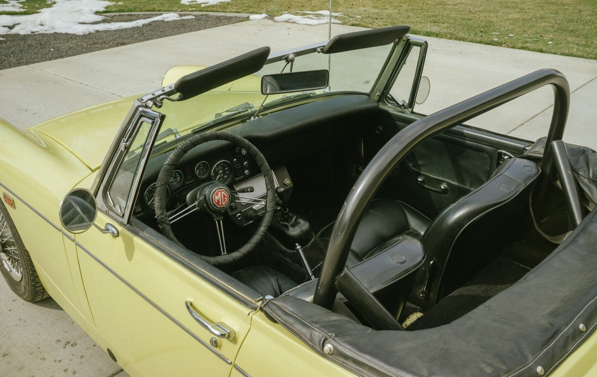 1969 MG Midget NO RESERVE For Sale by Auction (picture 4 of 6)