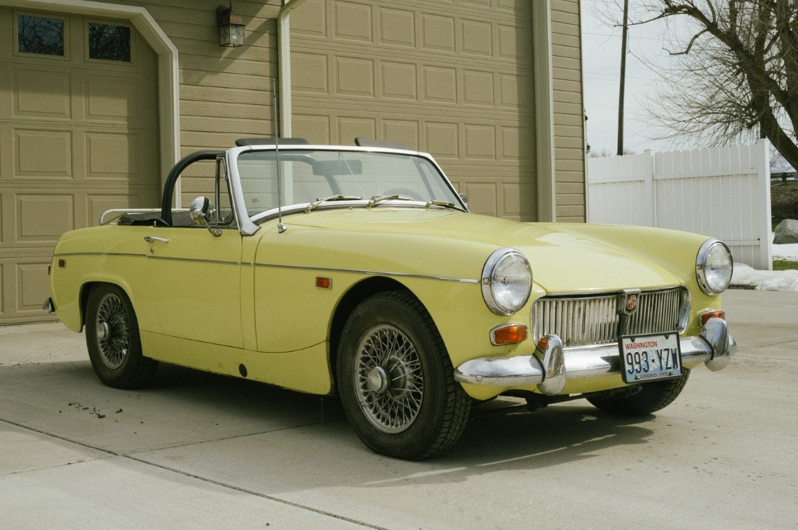 1969 MG Midget NO RESERVE For Sale by Auction (picture 6 of 6)