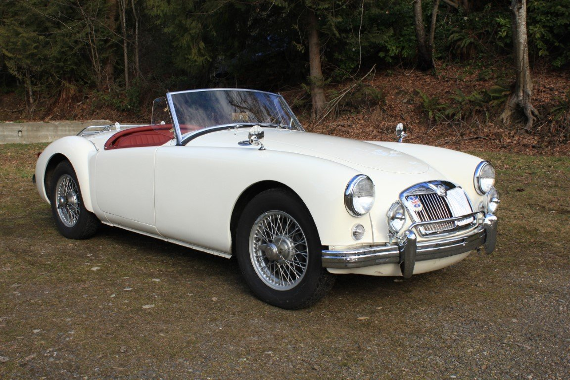 1958 MGA 1500 Roadster For Sale (picture 1 of 6)