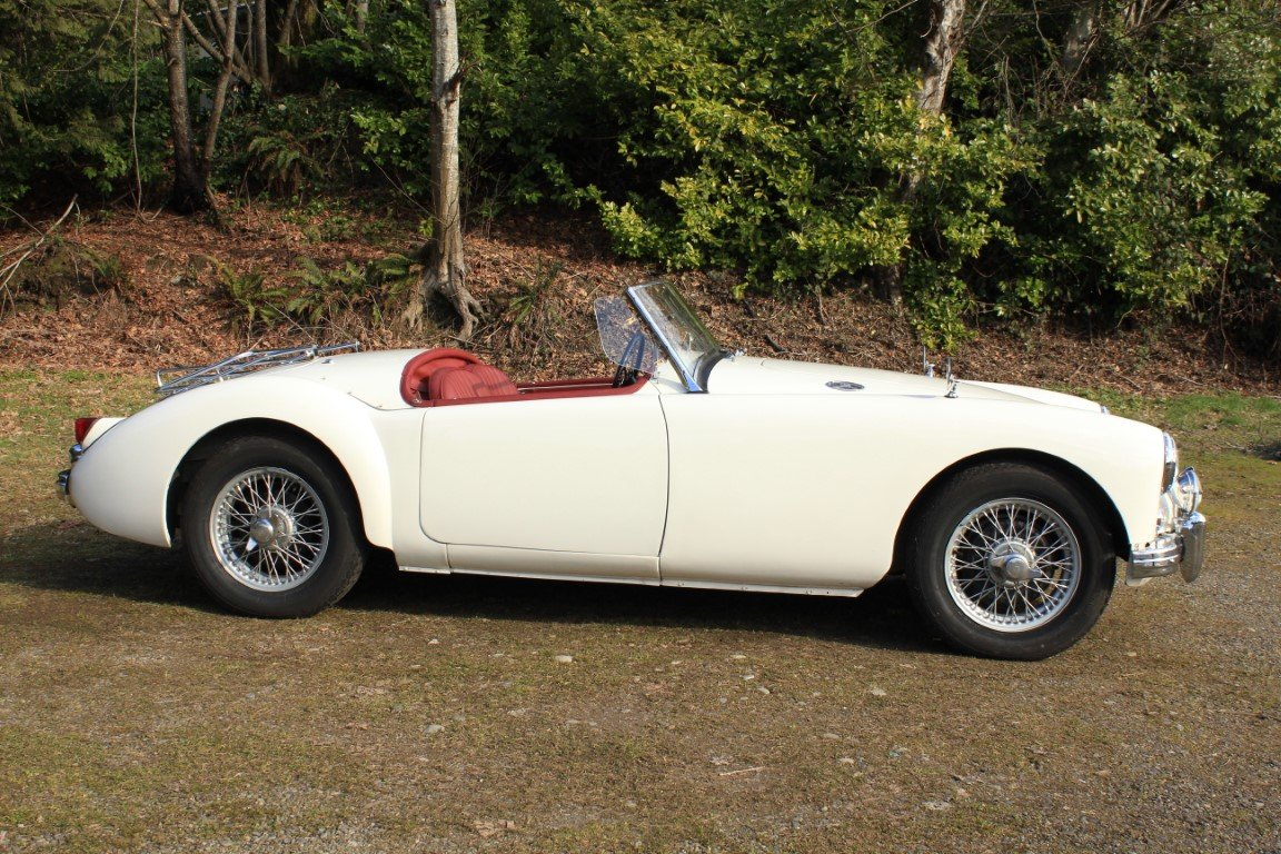 1958 MGA 1500 Roadster For Sale (picture 2 of 6)