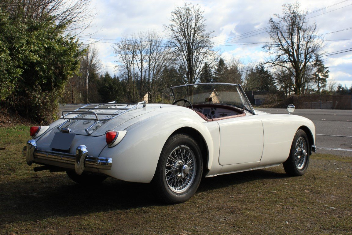 1958 MGA 1500 Roadster For Sale (picture 3 of 6)