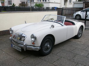 1960 Sound and reliable MG A Roadster in very good condition For Sale