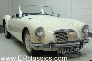 MGA cabriolet 1958 5-speed For Sale