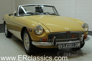 MG B cabriolet 1972 Minilite wheels For Sale