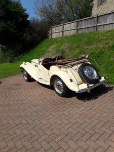 MG TF 1954  For Sale