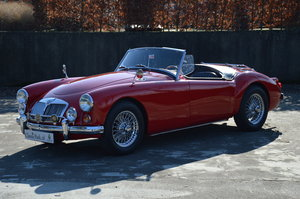 (1009) MG MGA 1600 Mk I - 1960 For Sale