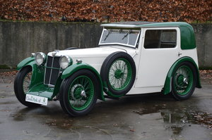 Picture of (1003) MG F-Type Magna Salonette - 1933 For Sale
