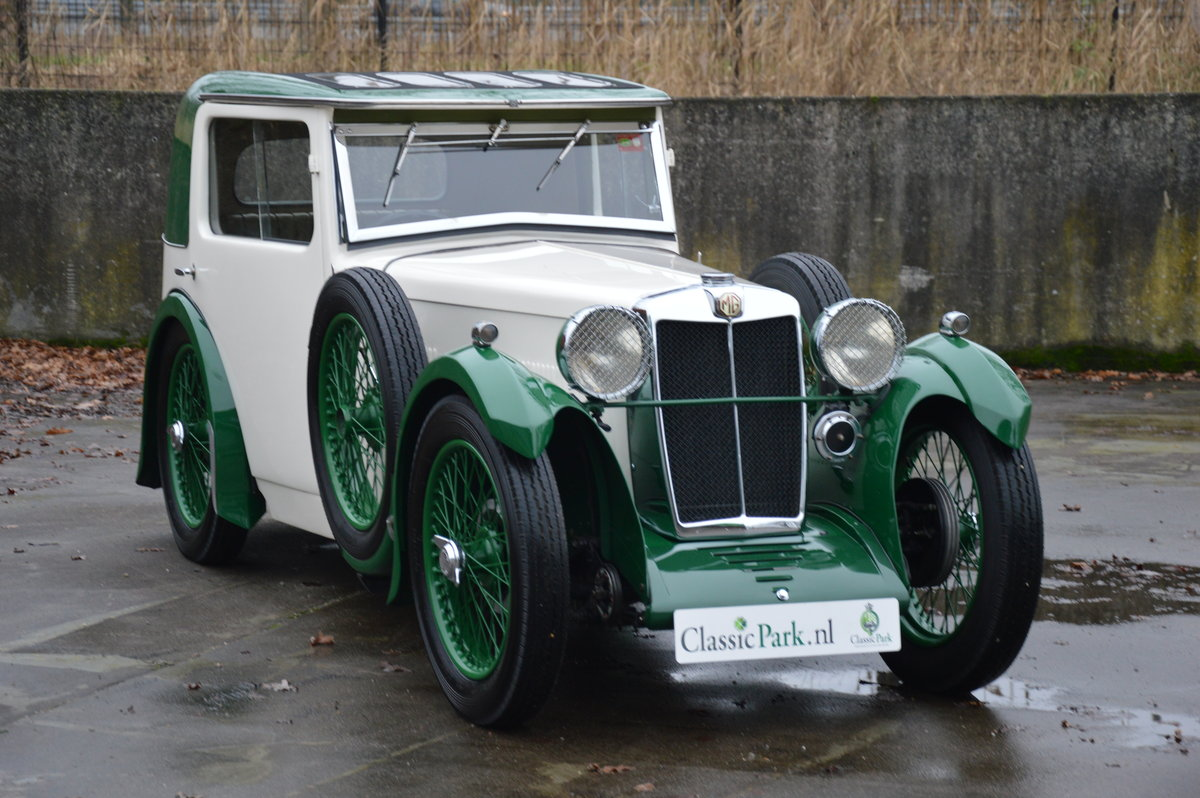(1003) MG F-Type Magna Salonette - 1933 For Sale (picture 3 of 6)