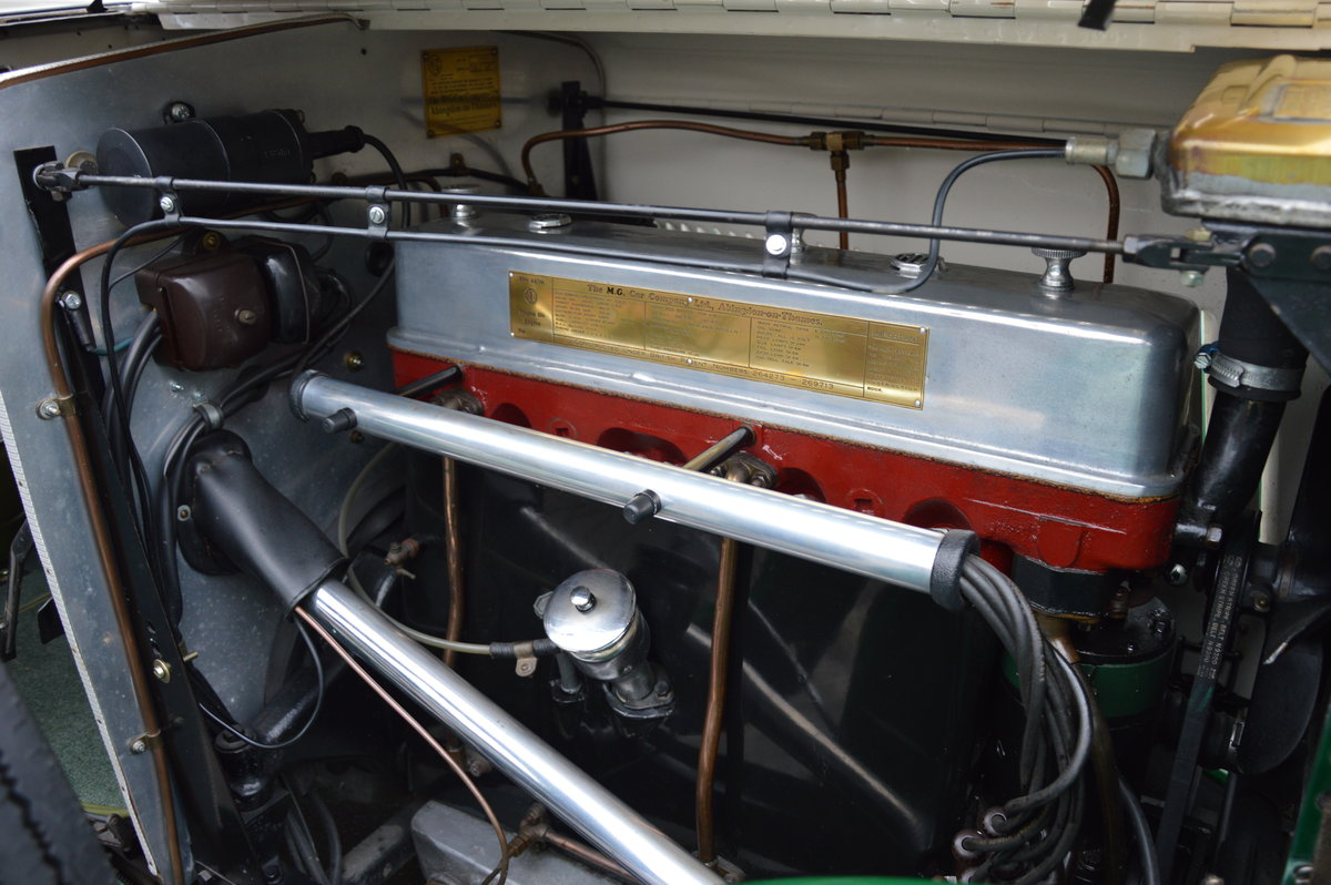 (1003) MG F-Type Magna Salonette - 1933 For Sale (picture 5 of 6)